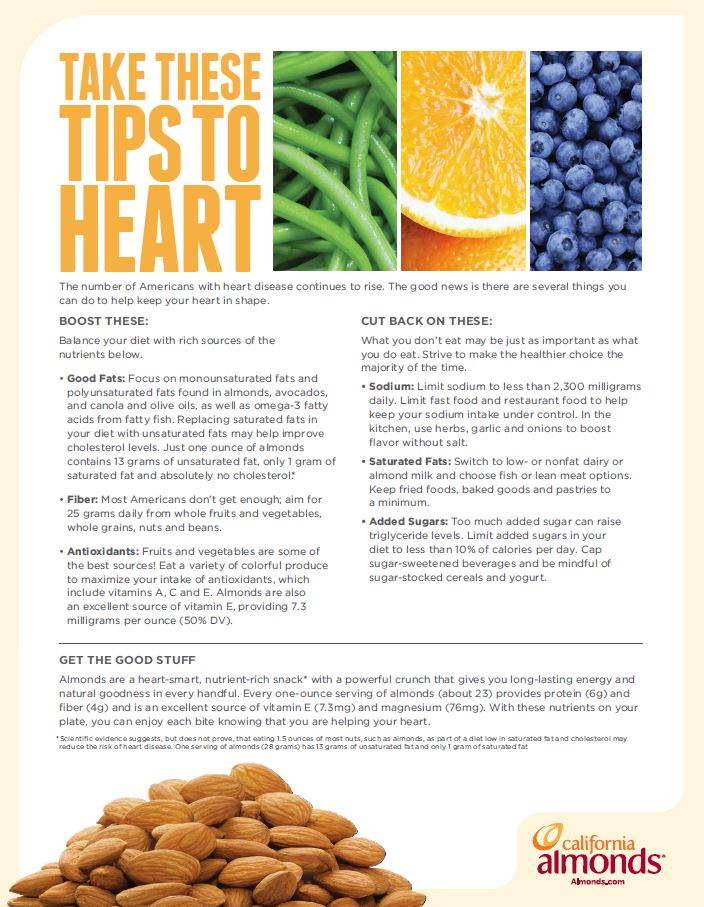 take these tips to heart